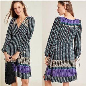 Maeve Anthropologie Gianna tunic dress